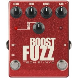 TECH 21. NYC Boost Fuzz