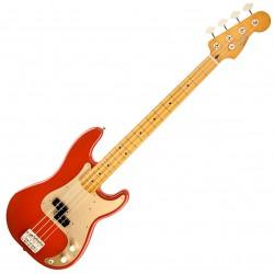 Fender Classic Series 50s P Bass Fiesta Red MN