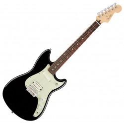 Fender Duo Sonic HS PF BK