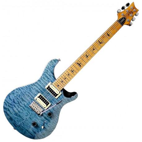 PRS SE-Custom 24 Roasted Maple Neck Whale Blue