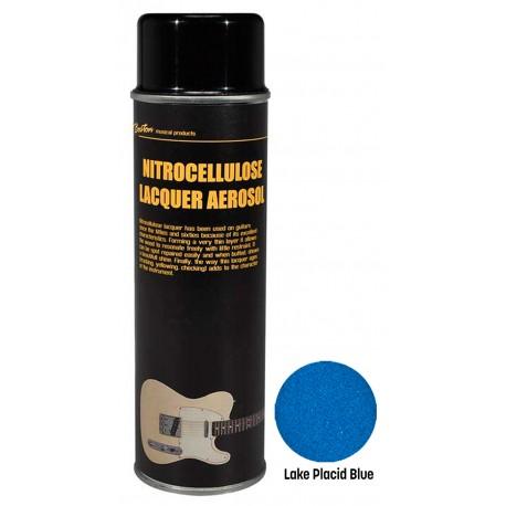 BOSTON NC520LPB Nitrocellulose Lak, Lake Placid Blue Metallic