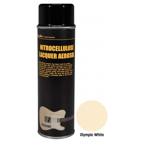 BOSTON NC520OWH Nitrocellulose Lacquer, Olympic White