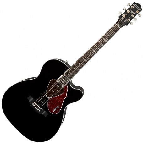 Gretsch G5013CE Rancher Jr. Acoustic Electric Black 1