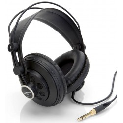 Samson SR850C Professional Studio Reference Headphones Black