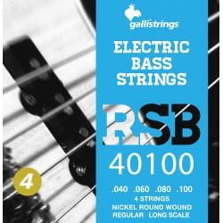 Gallistrings RSB 40100 El-bas Strenge Medium heavy