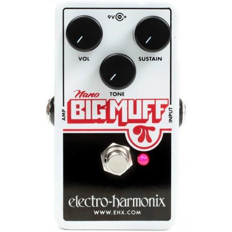 Electro Harmonix Nano Big Muff Overdrive/distortion
