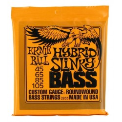 Ernie Ball Nickel Hybrid Slinky 45-65-85-105