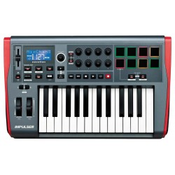 Novation Impulse 25 Key USB MIDI Controller Keyboard