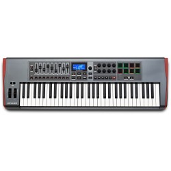 Novation Impulse 61 Key USB MIDI Controller Keyboard