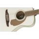 Fender Malibu Player Arctic Gold body closeup