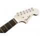 Fender Malibu Player Arctic Gold heastock