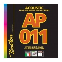 Boston AP011 Phosfor Bronze akustisk guitar strenge
