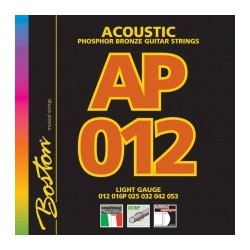 Boston AP012 Phosfor Bronze akustisk guitar strenge