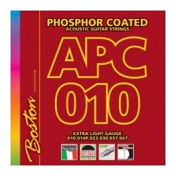 Boston APC010 Phosphor Coated akustisk guitar strenge