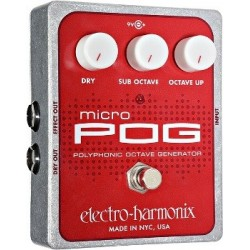 Electro-Harmonix POG Micro Octaver
