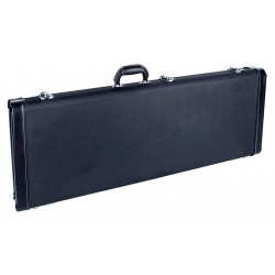 Boston DGC-ST Hardcase Electric Guitar – Black Tolex