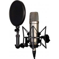RØDE NT1-A Studio Kit mikrofon front
