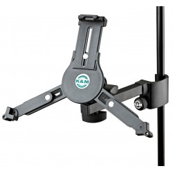 K&M Tablet PC Stand, Black