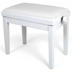 Profile HY-PJ023-WHM Piano Bænk mat hvid