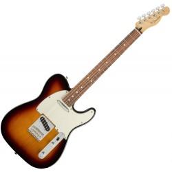 Fender Player Telecaster PF 3TS Sunburst