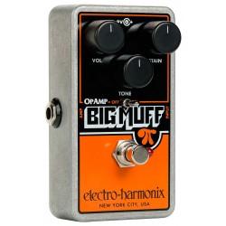 Electro Harmonix Op-Amp Big Muff PI Fuzz pedal