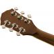 Fender FA-235E Concert Natural LR headstock back