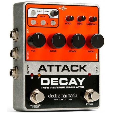 Electro Harmonix Attac Decay effektpedal