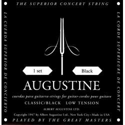 Augustine Classic Nylon Black Set Low Tension