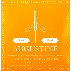 Augustine Classic Nylon Gold Set Guitarstrenge