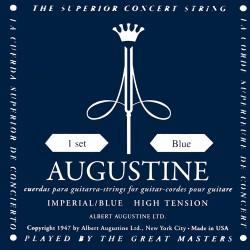 Augustine Imperial Nylon Blue Set Guitarstrenge