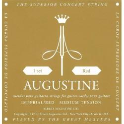 Augustine Imperial Nylon Red Set Guitarstrenge
