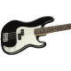 Fender Player Series P-Bass Black body