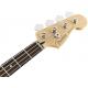Fender Player Series P-Bass Black headstock
