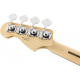 Fender Player Series P-Bass Black headstock back