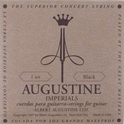 Augustine Imperial Nylon Black Set Guitarstrenge