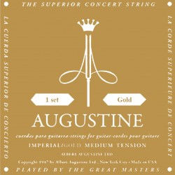 Augustine Imperial Nylon Gold Set Guitarstrenge