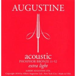 Augustine Western Extra Light 11-52 Guitarstrenge