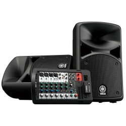 Yamaha Stagepas 400BT bærbart PA System