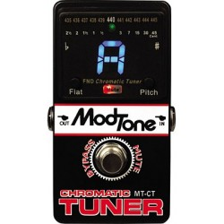 MODTONE Chromatic Tuner MT-CT