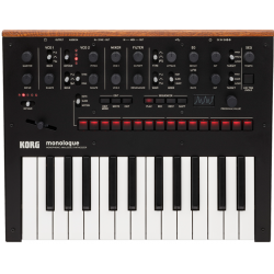 Korg Monologue Analog Synthesizer Sort