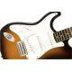 Fender SQ Affinity Strat LH Brown Sunburst IL pickups