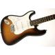 Fender SQ Affinity Strat LH Brown Sunburst IL body