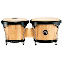 Meinl Headliner HB100-NT-M Bongo Set, natural
