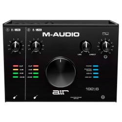 M-Audio AIR 192-6 USB Audio/MIDI Interface