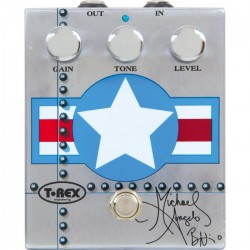 T-Rex Michael Angelo Batio Overdrive