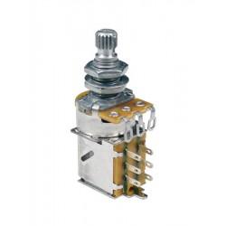 Guitar Parts Potmeter B250K push/pull