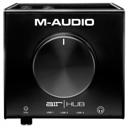 M-Audio AIR Hub Audio Interface Monitor