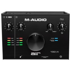 M-Audio AIR 192-4 USB Audio/MIDI Interface