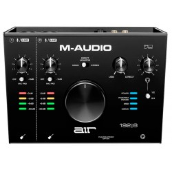 M-Audio AIR 192-8 USB Audio/MIDI Interface