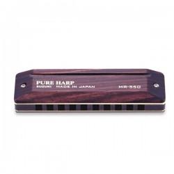 Suzuki Diatonic Harmonika MR-550 Pure Harp